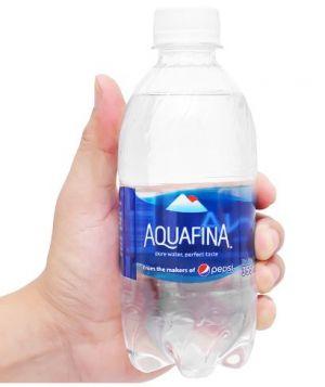 Aquafina pet 24x355 ml (nước suối)