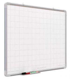 Bảng từ trắng 1 mặt treo tường