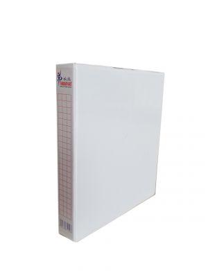 Bìa còng 3.5p (2 Còng D A4 si kiếng trắng)