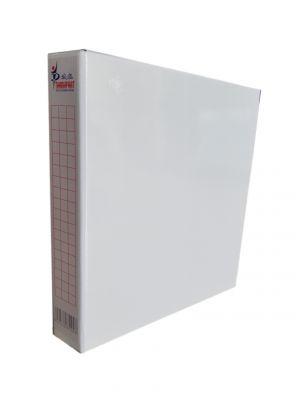 Bìa còng 5p (2 Còng D A4 si kiếng trắng)