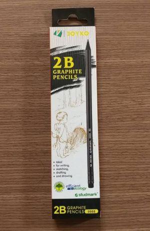 Bút chì 2B Joyko màu đen