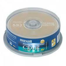 Đĩa CD Maxcel lốc 10 cái