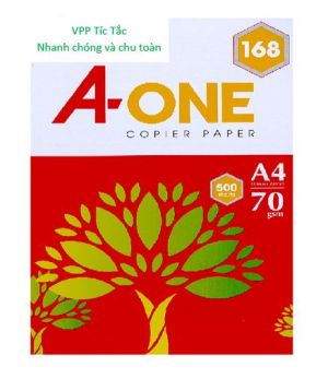 Giấy in Aone A4 70gsm