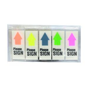 Giấy note Please sign trình ký