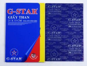 Giấy Than G-Star (xanh)