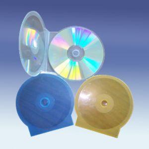 Hộp đĩa nhựa vỏ sò