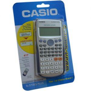 Máy tính Casio FX-570ES PLUS chính hãng