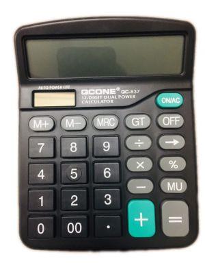 Máy tính QC 837
