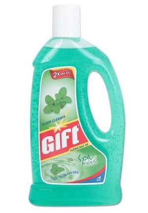 Nước lau sàn Gift 1L - Hương Bạc Hà