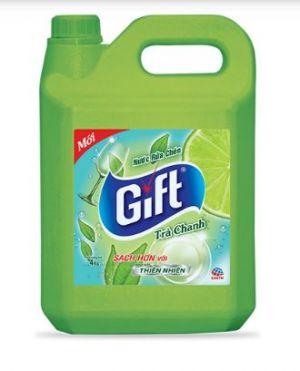 Nước rửa chén Gift 3.8kg