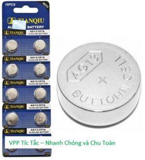 Pin (nút V13 AG13)