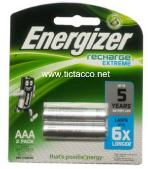 Pin sạc Energizer AAA 800 mAh NH12erp2 ( 2 viên/vĩ)