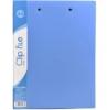 Bìa 2 kẹp A4 FO-CF01 xanh