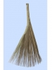 Chổi dừa (tàu cau cán ngắn, dây kẽm)
