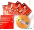Đĩa DVD Maxell  (hộp 1 cái)