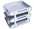 Kệ 3 tầng ráp nhựa Xukiva 190-3 (NO)