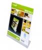 Mica menu A4 đứng 207 Xukiva (chữ L)