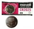 Pin (đồng tiền Maxell CR2025, vĩ 5 viên)