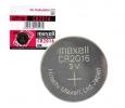 Pin (nút CR2016 Maxell) 1 vỉ = 5 viên