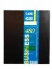 Sổ namecard bìa da đen YaPeng 480H